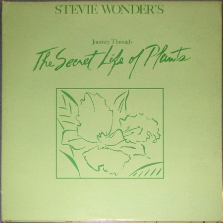 Stevie Wonder ‎– Journey Through The Secret Life Of Plants