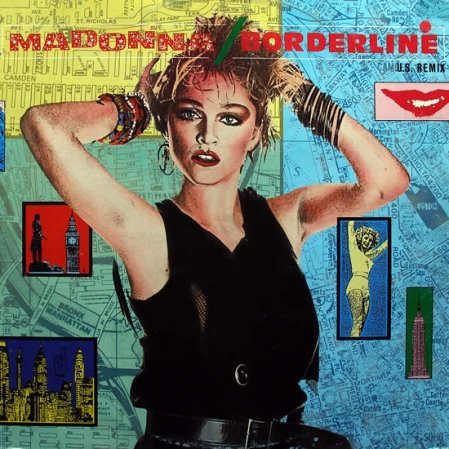 Madonna - Borderline (U.S. Remix)