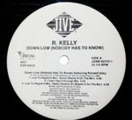 R. Kelly – Down Low (Nobody Has To Know)
