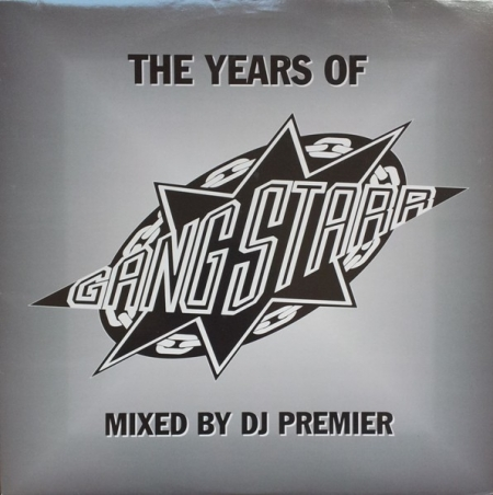 Gang Starr ‎– The Years Of Gang Starr