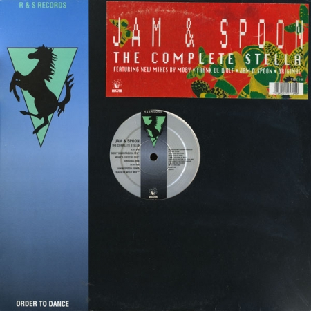 Jam & Spoon ‎– The Complete Stella