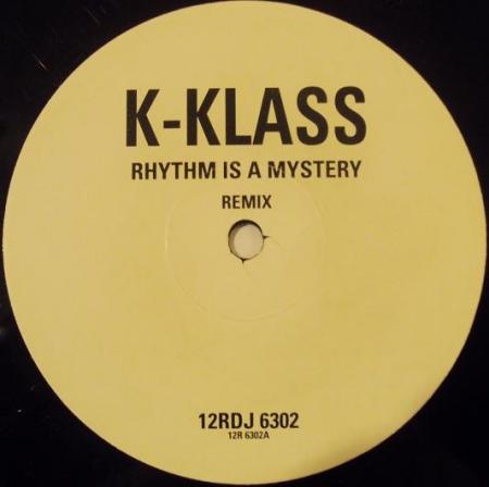 K-Klass - Rhythm Is A Mystery