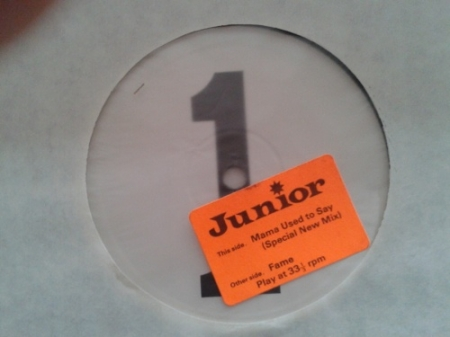 Junior - Mama Used To Say (Special New Mix)