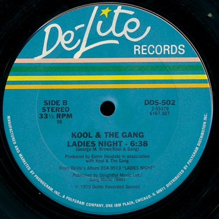 Kool And The Gang - Ladies Night
